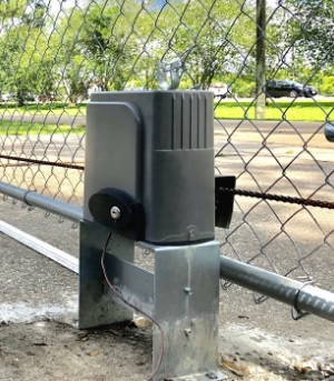 CO-Z automatic sliding gate opener