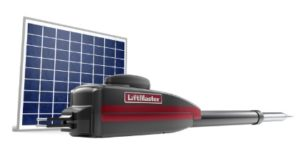 Liftmaster LA412PKGU solar gate opener