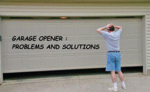 garage problems