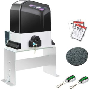 TOPENS CK1200 Automatic Sliding Gate Opener Kit review