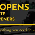 TOPENS gate openers reviews - everything you need to know