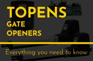 Topens gate openers reviews cover
